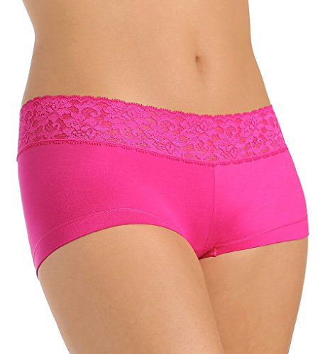 f669062c2752 Maidenform Women's Dream with Lace Hipster Panty, Wild Strawberry, 5 - Buy  Online in Oman. | Apparel Products in Oman - See Prices, Reviews and Free  ...