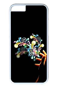 Abduzeedo Custom iphone 6 plus 5.5 inch Case Cover Polycarbonate White by mcsharks