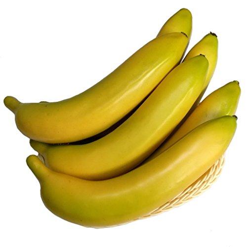 Gresorth Artificial Yellow Banana Christmas product image