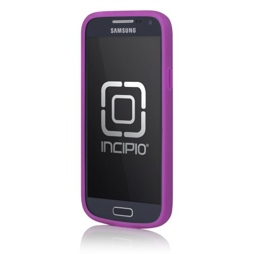 Incipio Frequency Case for Samsung Galaxy S4 Mini - Carrying Case - Retail Packaging - Translucent Pink (Incipio Frequency Case For Samsung Galaxy S4)