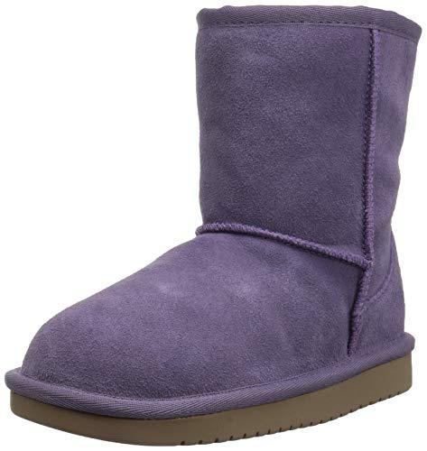 - Koolaburra by UGG Girls' K KOOLA Short Fashion Boot, Montana Grape, 12 Medium US Little Kid