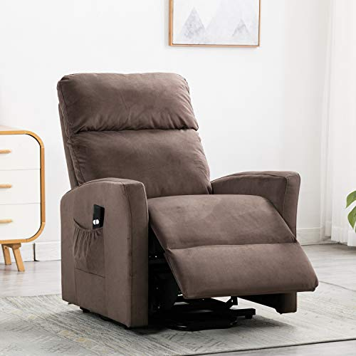 Amazon.com: Bonzy Home - Silla reclinable eléctrica con ...