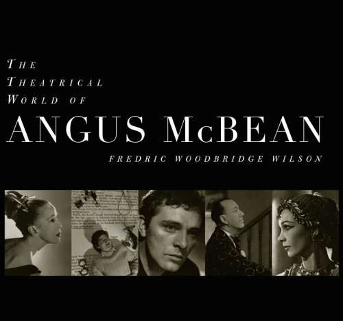 The Theatrical World of Angus McBean