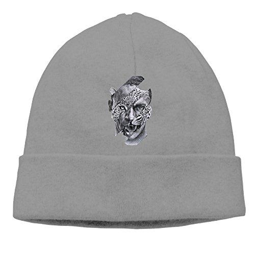 Jirushi Unisex Usain Bolt Beanie Cap Hat Ski Hat Caps Beanie Cap Hat DeepHeather (Puma New Wave)