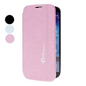 get DORA PU Leather Case for Samsung Galaxy S4 I9500 (Assorted Colors) , Rose