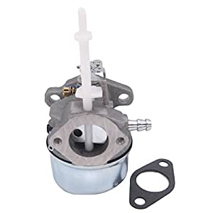 Atoparts Carburetor For Tecumseh 632371 632371A H70 HSK70 7HP Snowblower Carb
