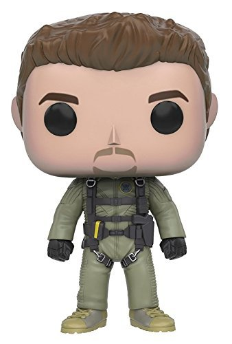 Funko POP Movies: Independence Day 2 - Jake Morrison Action Figure