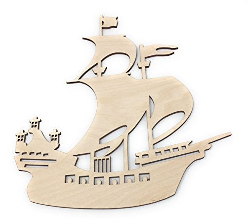 paintable-pirate-ship-wall-decal-wood-cutout-1-8-inch-birch-wood-10x115-inches