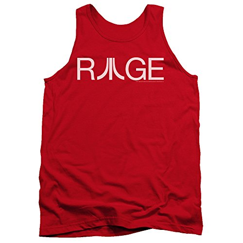 Atari Rage Unisex Adult Tank Top for Men and Women