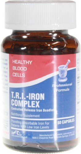 Anabolic Laboratories TRI Iron Complex 60 Caps