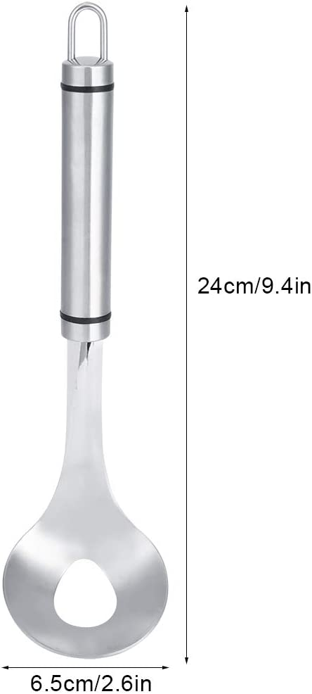 Cucchiaio per polpette Pratica Cucina ergonomica per Ispessimento Cucina Ristorante per la Produzione di polpette domestiche Macchina per polpette