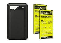 Advertencia: Estas baterías no son compatibles con NFC o Google Wallet. Características: estas baterías Quantum de reemplazo para el Samsung Galaxy S5 estan diseñadas para dar mas de 400 horas de carga. Creadas con baterías certificadas de Gr...