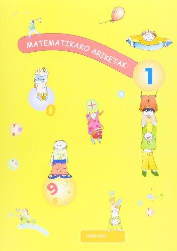 Descargar Libro Matematikako Ariketak 1 Jesus Mari Goñi Zabala