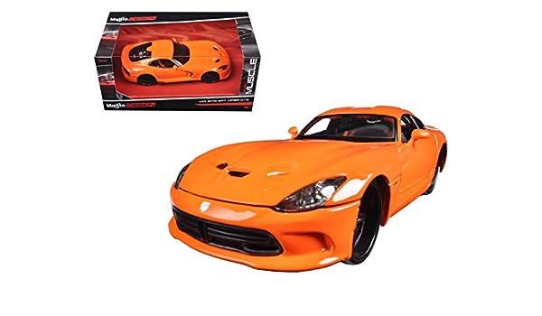 Amazon.com: 2013 Dodge Viper GTS SRT Orange