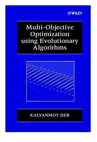 Multi-Objective Optimization Using Evolutionary Algorithms by Wiley
