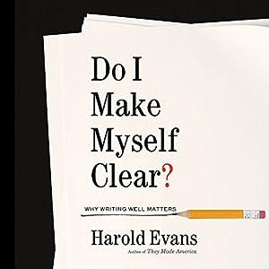 Do I Make Myself Clear? Audiobook