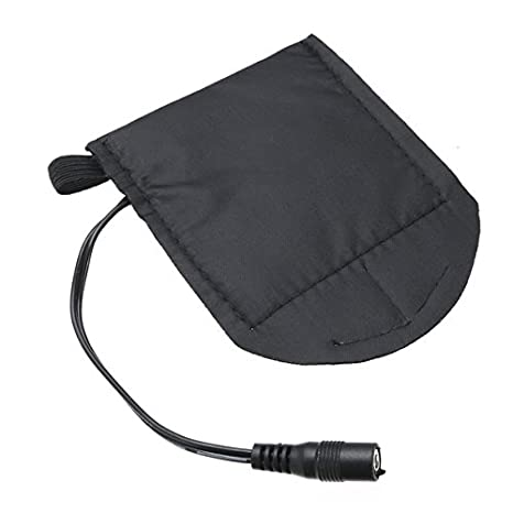Inovey Invierno Calentador De Pantalla Táctil De Bicicleta Guantes USB Eléctrico Calefacción con Alimentación Térmica Guantes Lavables: Amazon.es: Hogar