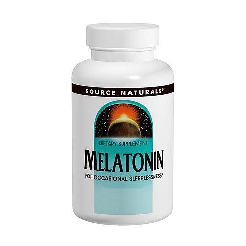 Source Naturals Melatonin 2.5 G 240 Tablets