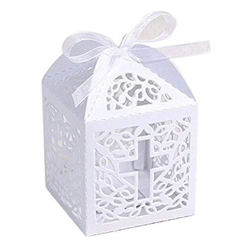 Musuntas 50 tlg. Vogelkäfig diseño caja de caja de cartón de ...