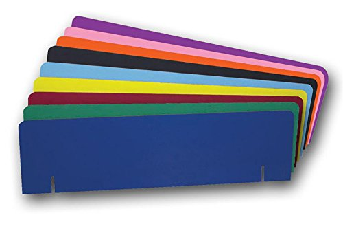 Presentation Display Headers Corrugated - Flipside Products 30145 Color Assortment 1Ply Corrugated Header, 36