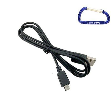 Gizmo Dorks Mini Cable USB de alta velocidad (tipo B) con ...