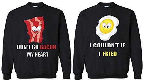 Couldnt Matching Hoodies Couples Sweatshirts product image