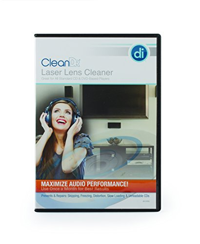 Digital Innovations 60120-00 CleanDr Laser Lens Cleaner