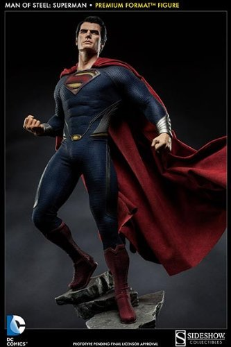 Mens Costume El Jor (Sideshow DC Comics Man of Steel: Superman Premium Format Figure)