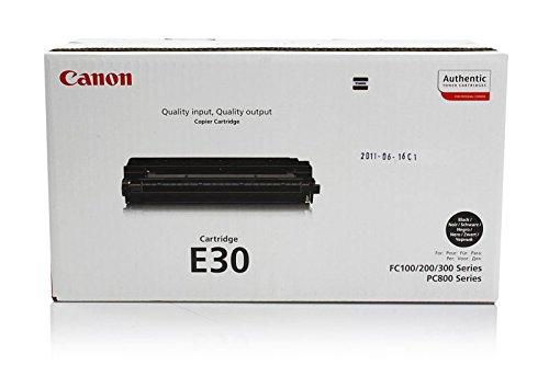 Canon FC 208 -Original Canon 1491A003 / E30 - Black Toner Cartridge - ()
