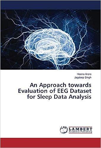 An Approach towards Evaluation of EEG Dataset for Sleep Data