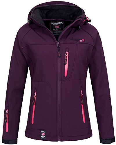 Capuche Pour Nimble Softshell Purple Femme North The Veste Face À qwA06BYFx