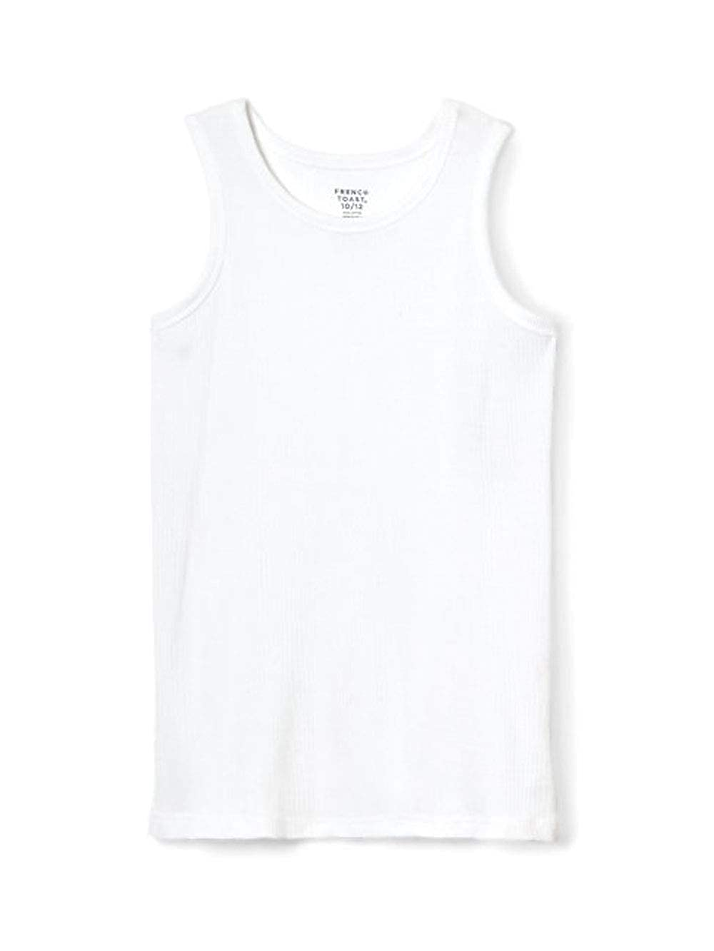 French Toast Big Boys Ribbed Tank Top