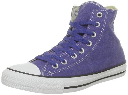 Converse Ct Bas Wash Hi 287110-55-52 Unisex - Erwachsene Sneaker dunkelblau
