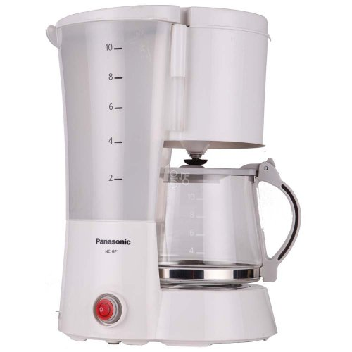 Panasonic NC-GF1 10-Cup Coffee Maker, 220-volt (Not for USA)