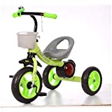 Lovely Baby Tricycle LB 6514 (Lime Green) 100% Assembled