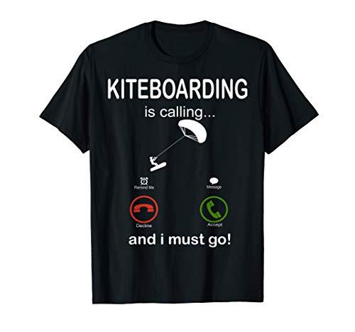 Funny Kiteboarding kite lover Kiteboarder Gift Kitesurfing T-Shirt