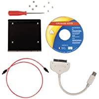 SanDisk SSD Conversion Kit - Step by Step Software and Hardware- SDSSDCK-AAA-G27