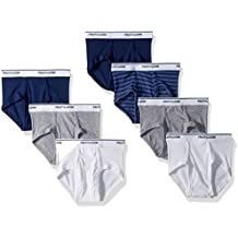 Fruit of the Loom Big Boys' Cotton Brief (Pack of 7)