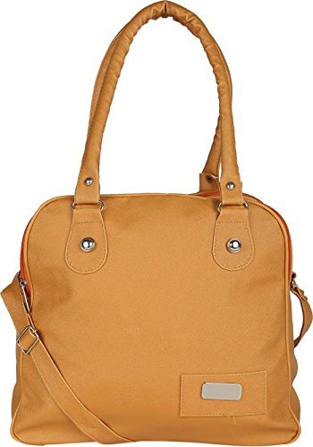 Ritupal Collection Women s Shoulder Handbag Mustard  Amazon.in  Shoes    Handbags 4db2b4938a758