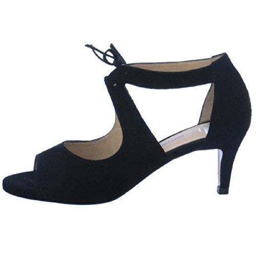 Perlato Sandalette 10590 Noir