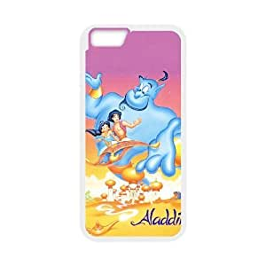 Aladdin iPhone 6 Plus 5.5 Inch Cell Phone Case White VBS_3723054
