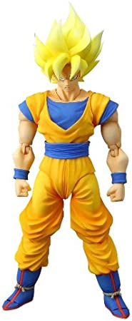 BANDAI S.H.Figuarts Super Saiyan Trunks Dragonball Z Kai Action Figure Japan F//S