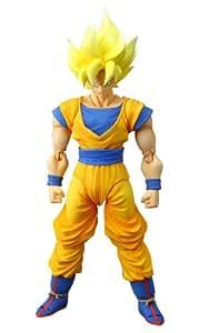 "Bandai Tamashii Nations Super Saiyan Son Goku ""Dragonball Z"" S.H. Figuarts Action Figure"