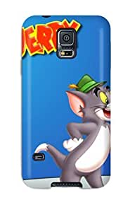 Case Cover Tom And Jerry/ Fashionable Case For Galaxy S5