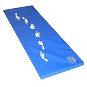 Amazon.com: La tienda de haz Carrito Rueda), color azul ...