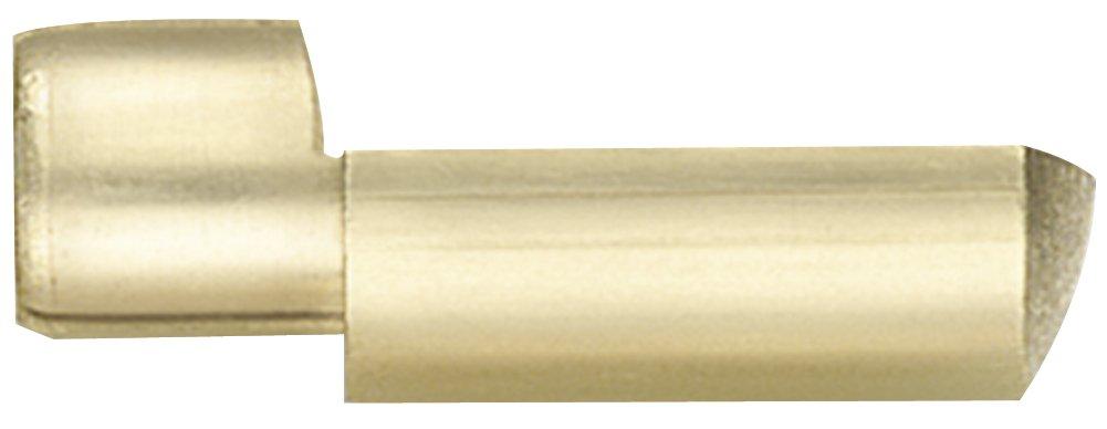 Platte River 876270, Hardware, Shelf And Support, Shelf Pins, 6. 9mm Brass Shelf Pins, 10-pack