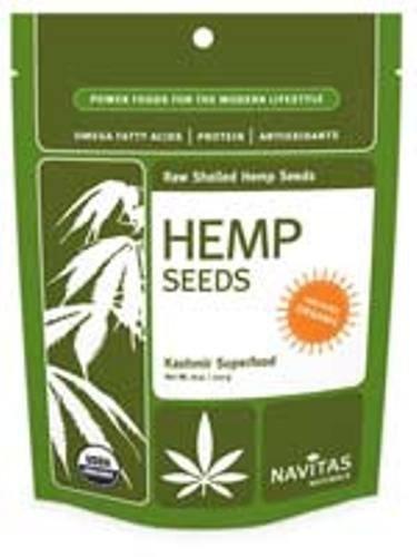 Org Hemp (Navitas Seed Hemp Sheld Org)
