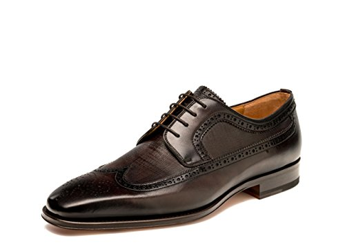 Magnanni Rodeo Brown Men's Lace-up Shoes Brown deals for sale SKgztNwm4