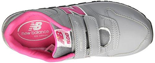 Bambino Sneaker Grigio Balance NBKV500BAP New ZwptFxqn