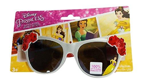 Disney Princess Belle Girls Sunglasses 100% UVA & UVB - Princess Sunglasses